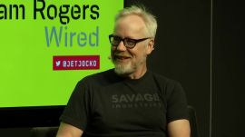 15 Years of Mythbusting: Adam Savage Speaks at WIRED25