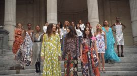 Watch Haim Take on the Best Looks from the Paris Spring 2019 Collections