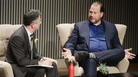 WIRED25: Marc Benioff Talks About Taxing the Rich, Tackling Homelessness, and Philanthropy