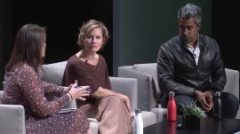 WIRED25: Code for America Executive Director Jennifer Pahlka and Author Anand Giridharadas On Rich Techie Philanthropists