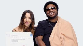 Aubrey Plaza & Craig Robinson Answer the Web's Most Searched Questions