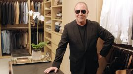 Michael Kors Explores His Greenwich Village Apartment and Chats With Bette Midler