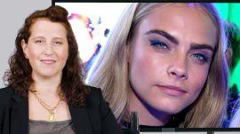 Cara Delevingne's Makeup Artist Molly R. Stern Breaks Down Her Best Looks