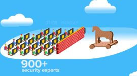 How Google Cloud Uses Multi-Layer Security To Protect Businesses