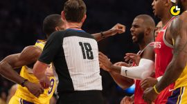 """NBA's """"Spitgate"""" under the microscope (Literally)"""