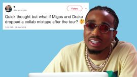Quavo Goes Undercover on Twitter, YouTube, and Reddit