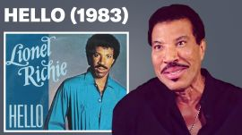 Lionel Richie Takes GQ Through All His Hits