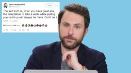 Charlie Day Goes Undercover on Twitter, Wikipedia & Quora