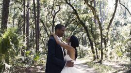 Janelle & Shola's Real Wedding, Bluffton, South Carolina