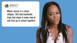 Riverdale's Robin Givens Reacts to Riverdale Fan Theories