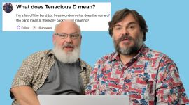 Tenacious D Goes Undercover on Reddit, YouTube and Twitter