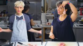 Troye Sivan Tries to Keep Up with Carla