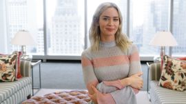 Emily Blunt Takes Over for Anna Wintour and Talks About Becoming Mary Poppins
