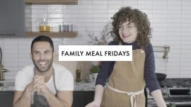 Family Meal Fridays: Andy and Anna