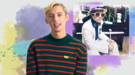 Troye Sivan Shares His Favorite Queer Icons