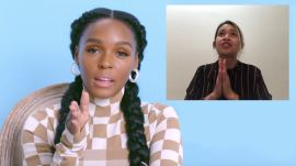 Janelle Monáe Watches Fan Covers on YouTube