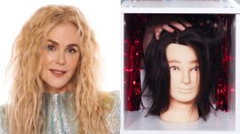 Nicole Kidman Touches Eyebrow Wigs, Bacon Toothpaste & Other Weird Stuff