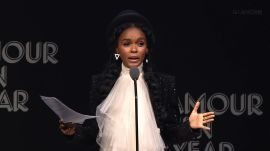Janelle Monáe's Speech at Glamour's 2018 Women of the Year Awards