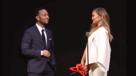 John Legend's Tearful Tribute to Chrissy Teigen