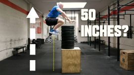 Why It's Almost Impossible to Jump Higher Than 50 Inches
