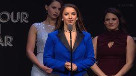 The Women Who Took Down Larry Nassar Speak at Women of the Year