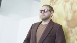 Behind the Scenes of Jonah Hill's Man of the Year Shoot