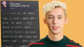 Troye Sivan Creates the Playlist of His Life