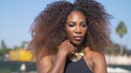 Behind the Scenes of Serena Williams' GQ Cover Shoot