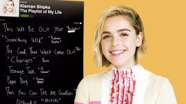 Kiernan Shipka Creates the Playlist to Her Life