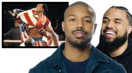 Michael B. Jordan and Steven Caple Jr. Review Boxing Movies