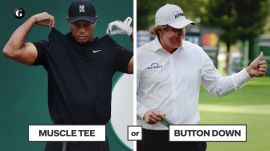 Are You More Tiger or Phil?