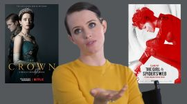 Claire Foy Runs Us Through Her Iconic Characters
