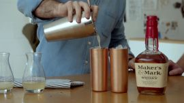 In Search of the Perfect Copper Collins Cup