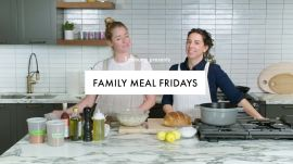 Family Meal Fridays: Carla and Molly