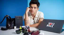 10 Things Matty Healy Can't Live Without