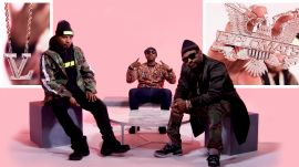 Dipset Show Off Their Insane Jewelry Collection
