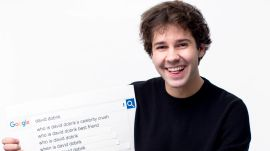David Dobrik Answers the Web's Most Searched Questions