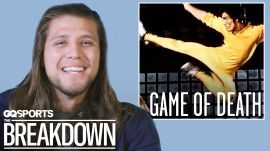 Brian Ortega Breaks Down Fight Scenes In Movies