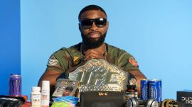 UFC Champion Tyron Woodley Runs Us Through His 10 Essentials