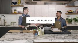 Family Meal Fridays: Chris and Rick