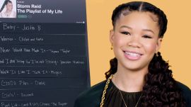 Storm Reid Creates The Playlist of Her Life