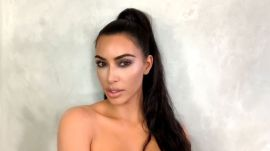 Watch Kim Kardashian West's Guide to Viral Holiday Glam