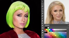 Paris Hilton Photoshops Herself Into 7 Different Looks