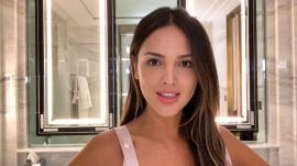 Watch Eiza González's 8-Minute Wake-Up-and-Go Beauty Routine