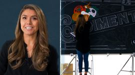Price Points Chalkboard Artist Explains Her Process