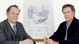 How to Write a New Yorker Cartoon Caption: Will Ferrell & John C. Reilly Edition