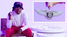 Jacquees Shows Off His Insane Jewelry Collection