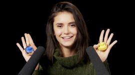 Nina Dobrev Explores ASMR