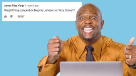 Terry Crews Goes Undercover on Reddit, YouTube and Twitter