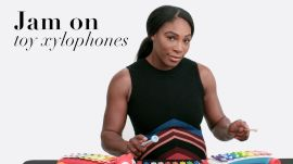 Serena Williams Tries 9 Things She's Never Done Before